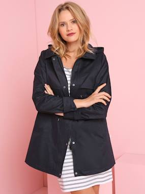 Vertbaudet Sale-Maternity-Progressive 3-in-1 Maternity & Post-Maternity Parka