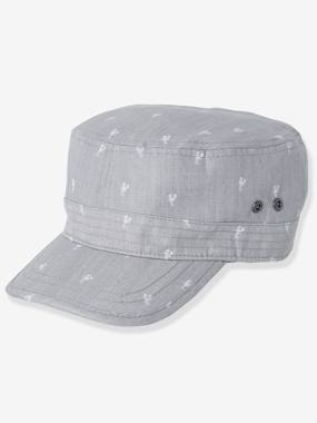 Boys-Accessories-Cap with Lobster Print, for Boys