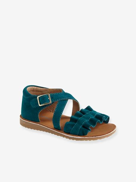 8274130cddb3 Leather Sandals for Girls
