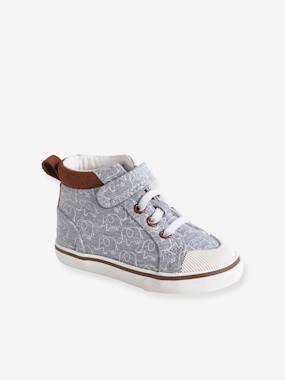 Vertbaudet Sale-Shoes-Stylish Trainers for Baby Boys