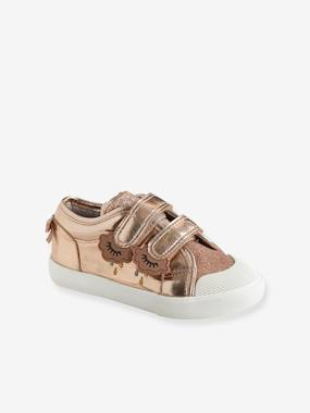 Vertbaudet Collection-Shoes-Trainers with Touch-Fastening Tabs for Girls, Designed for Autonomy