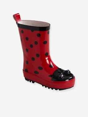 Shoes-Rubber Wellies for Baby Girls