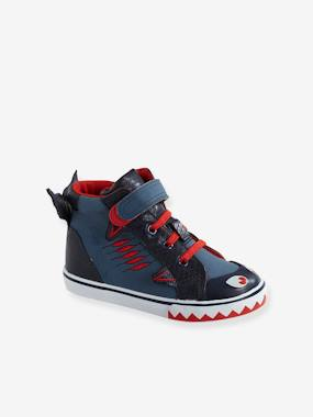 Vertbaudet Sale-Shoes-Boys Footwear-Trainers for Boys, Designed for Autonomy