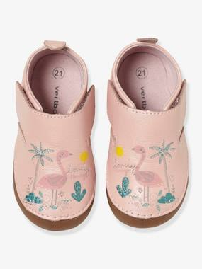 Shoes-Baby Footwear-Slippers-Soft Leather Shoes for Baby Girls