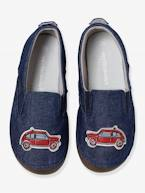 Boys Canvas Slippers  - vertbaudet enfant