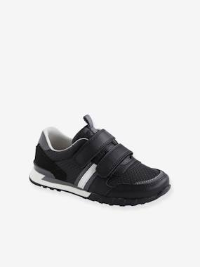 Vertbaudet Collection-Shoes-Running-Type Trainers with Touch-Fastening Tab, for Boys