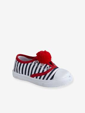 Bonnes affaires-Shoes-Girls' Fabric Trainers