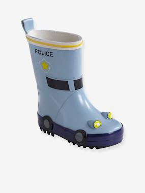 Shoes-Baby Footwear-Rubber Wellies for Baby Boys