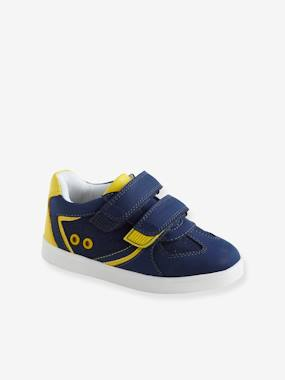 Shoes-Boys Footwear-Trainers with Touch-Fastening Tabs for Boys, Designed for Autonomy