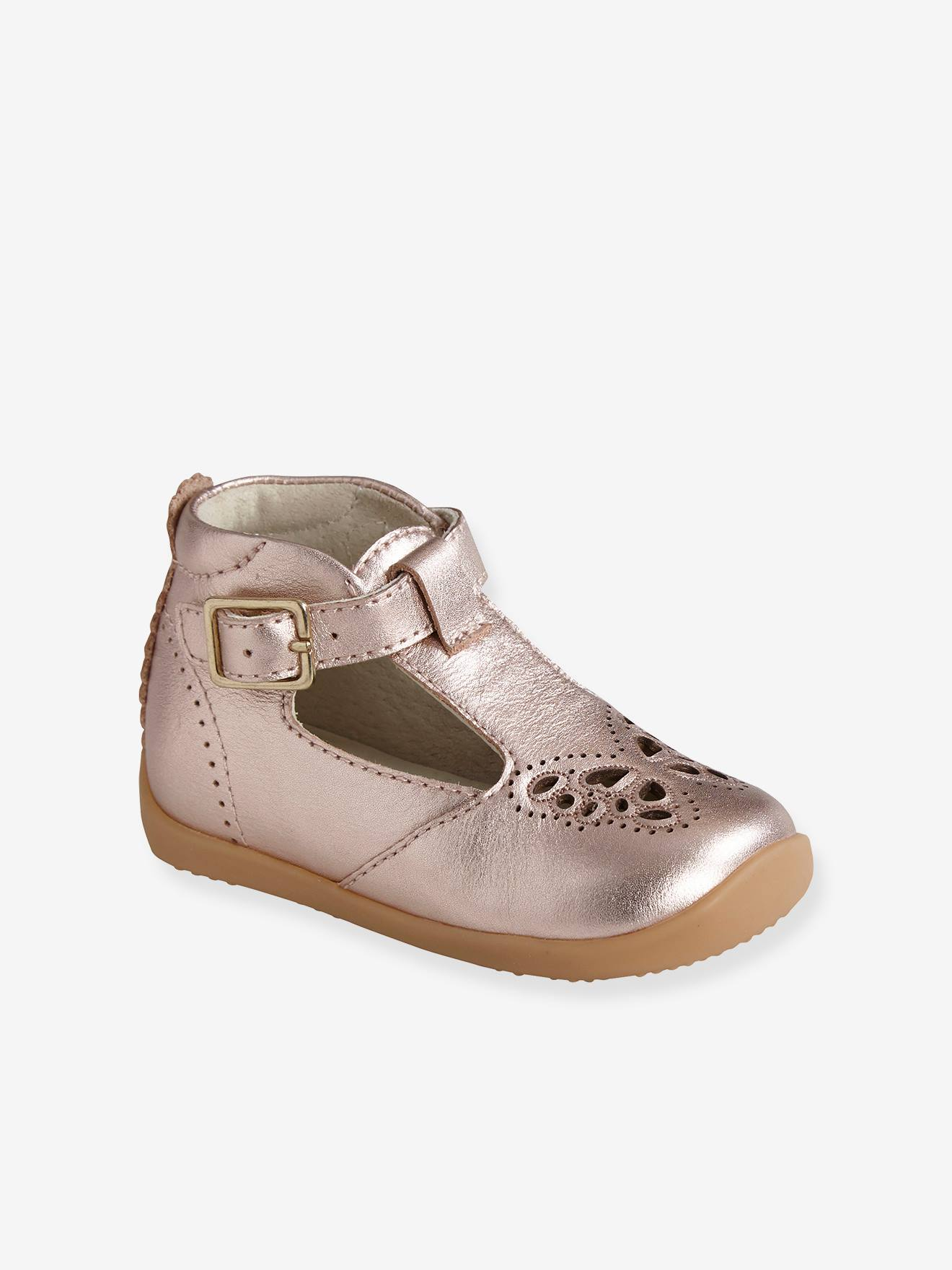 Leather Shoes for Baby Girls, Designed