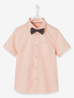Mid season sale-Shirt & Bow Tie for Boys