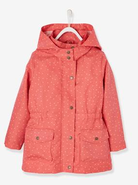 Collection Vertbaudet-Parka fille 3 en 1