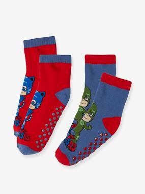 Boys-Underwear-Socks-Pack of 2 Pairs of PJ Masks® Socks