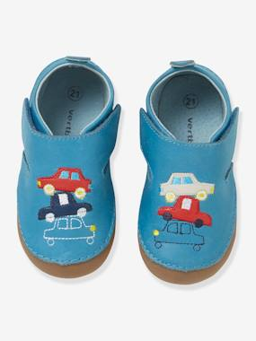 Shoes-Baby Footwear-Slippers-Soft Leather Shoes for Baby Boys
