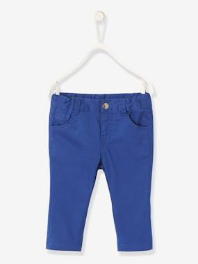 Baby-Trousers & Jeans-Trousers for Baby Boys, Happy Day