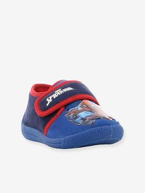 Shoes-Boys Footwear-Spiderman® Slippers with Touch Fasteners for Boys