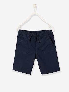 Short & Bermuda - Vertbaudet Fashion specialist for kids and baby : clothing, shoes and accessories-Bermuda réversible garçon