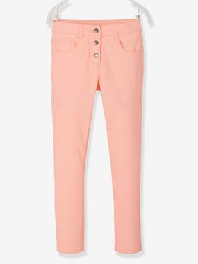 Girls-Trousers-Slim Leg Trousers for Girls