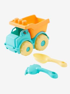 Toys-Lorry with Accessories for the Beach
