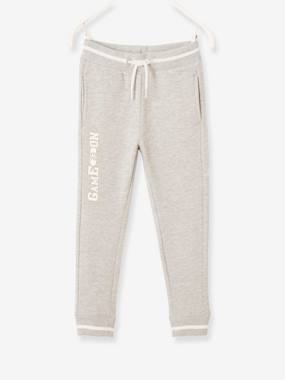 Sportwear-Fleece Joggers for Boys