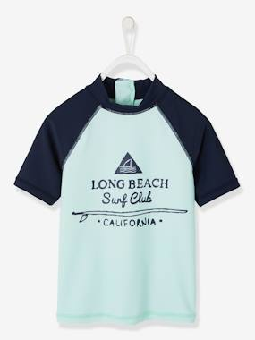 Vertbaudet Collection-Boys-Boys' Anti-UV T-shirt