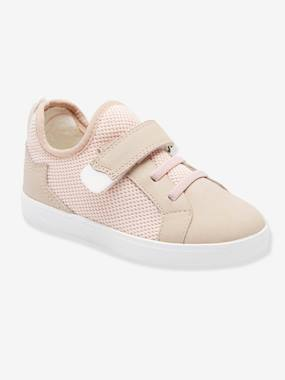 Baskets-Trainers for Girls, Designed for Autonomy