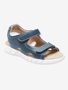 Sandals-Leather Sandals for Boys