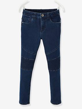 Short & Bermuda - Vertbaudet Fashion specialist for kids and baby : clothing, shoes and accessories-Jean slim fille indestructible