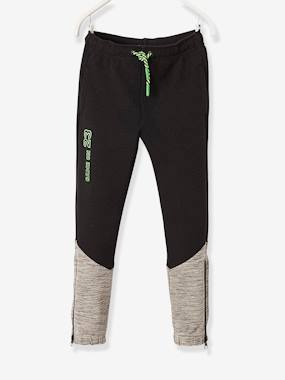 Boys-Sportswear-Joggers for Boys, Techno Fabric