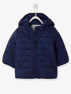 Baby-Outerwear-Coats-Light Jacket with Hood for Baby Boys