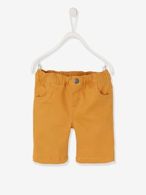 Baby-Shorts-Bermuda Shorts, Fabric, for Baby Boys