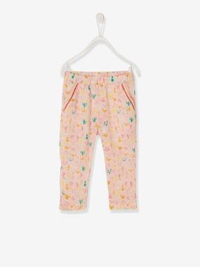 Baby-Trousers & Jeans-Trousers for Baby Girls