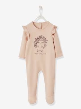 Baby-Pyjamas-Sleepsuit for Newborn Baby Girls, Big Dreamer