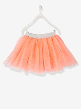 Girls-Skirt in Sequinned Tulle