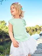 Skirt in Sequinned Tulle  - vertbaudet enfant