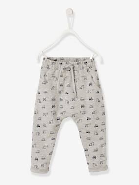 Baby-Trousers & Jeans-Baby Boys Fleece Trousers