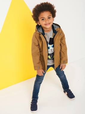 Mid season sale-Boys-Coats & Jackets-3-in-1 Parka for Boys