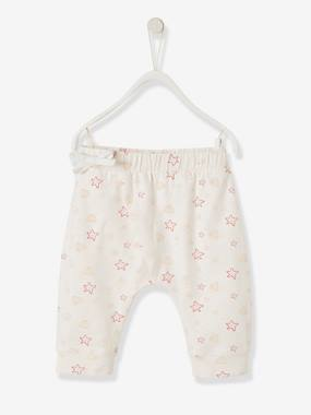 Short & Bermuda - Vertbaudet Fashion specialist for kids and baby : clothing, shoes and accessories-Pantalon naissance en maille souple