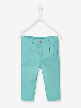 Baby-Trousers & Jeans-Chinos for Baby Boys