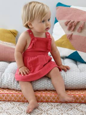 Baby-Dress with Straps for Baby Girls