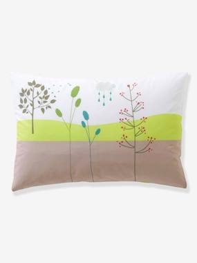 household linen-Baby Pillowcase, Picnic Theme