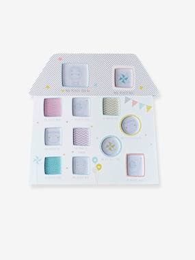 Vertbaudet Collection-Decoration-Frame for Newborns, House