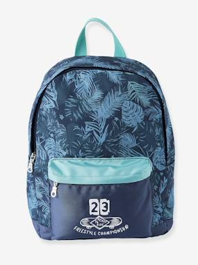 Boys-Accessories-Bags & Belts-Backpack with Exotic Motif