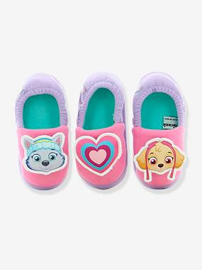 Vertbaudet Sale-Elasticated PAW Patrol® Slippers for Girls