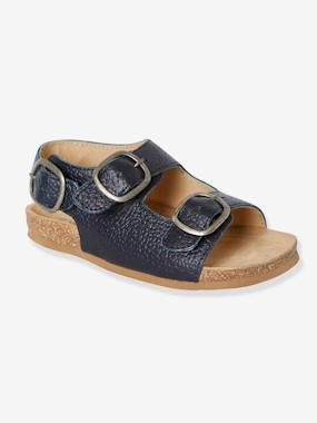Sandals-Anatomic Leather Sandals for Boys