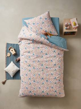 Bedding & Decor-Child's Bedding-Duvet Covers-Duvet Cover + Pillowcase Set, STARLINGS Theme