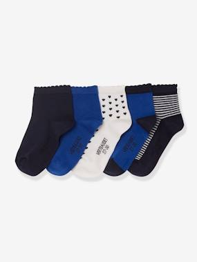Basics and Multipacks-Pack of 5 Pairs of Trainer Socks