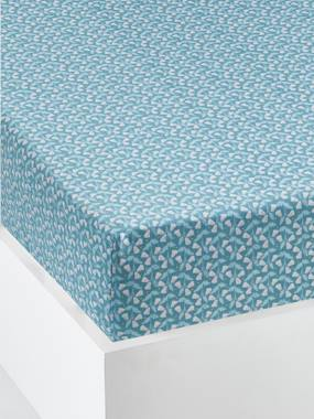 Bedding & Decor-Child's Bedding-Fitted Sheets-Children's Fitted Sheet, STARLINGS Theme