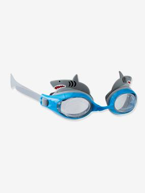 Sportwear-Goggles for Boys, with Sharks