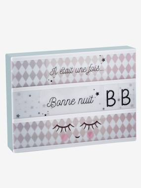 Vertbaudet Collection-Decoration-Light-Up Message Box